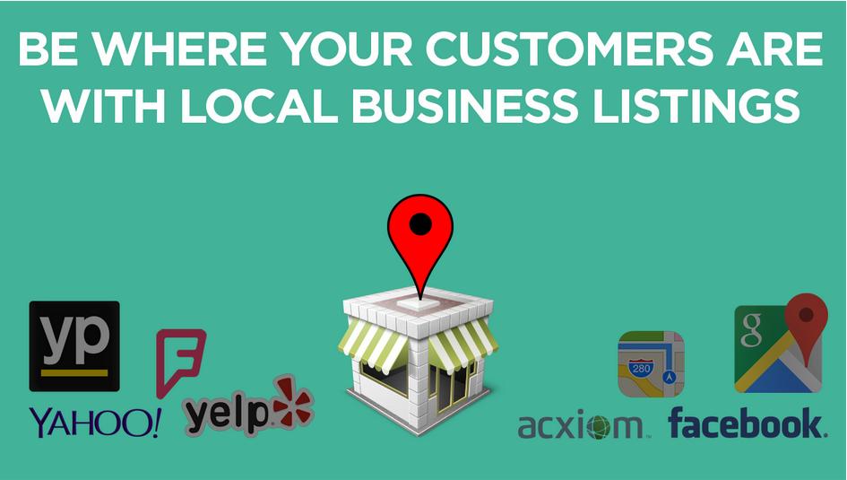 Local Business Listings -SEO -Local SEO
