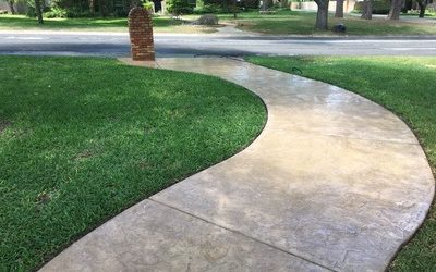 Pressure Washing Your Sidewalk