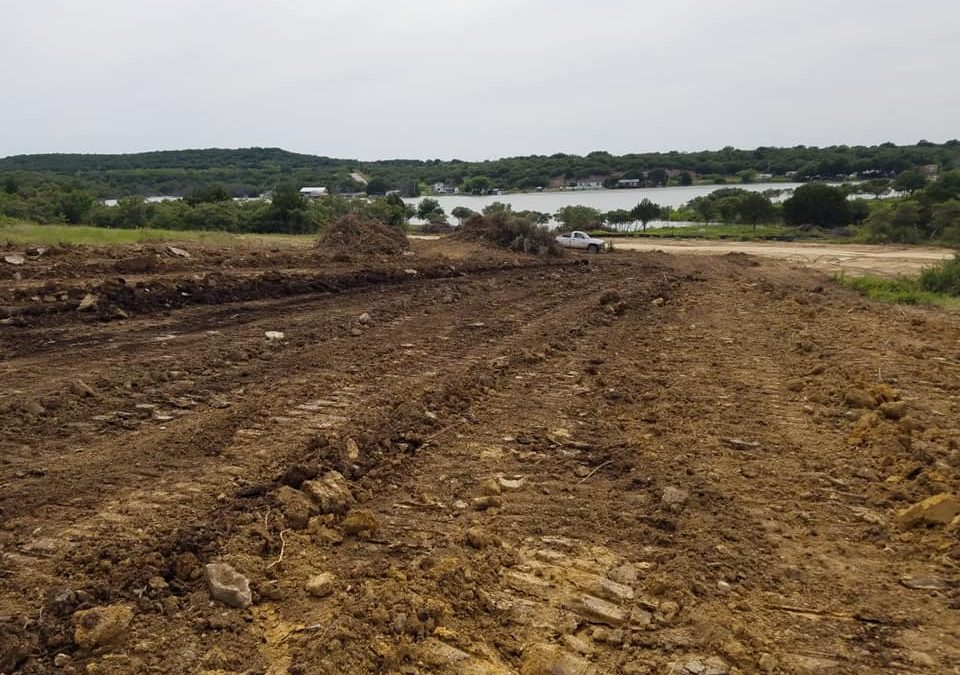 Land Clearing | J Baxter Construction