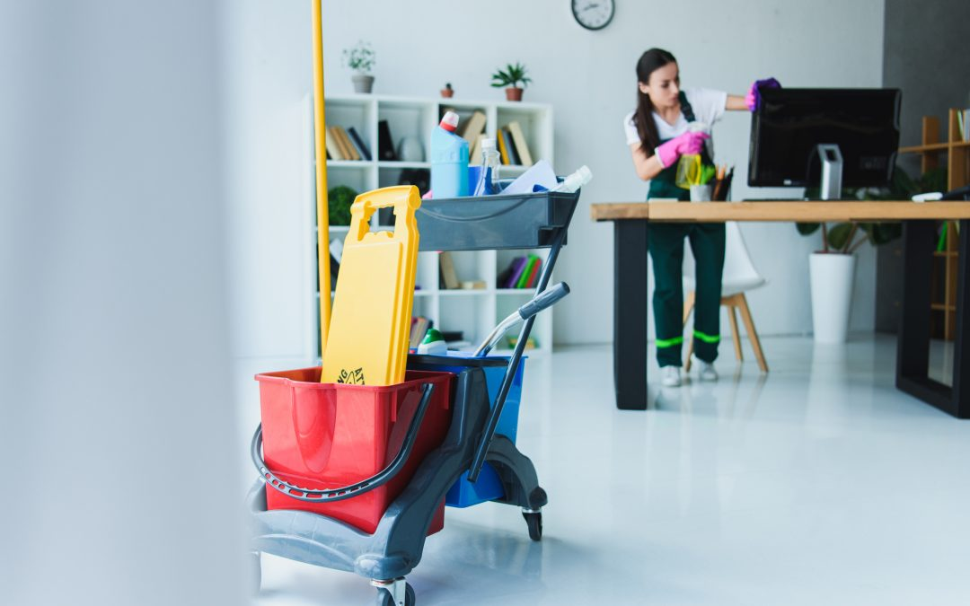 Why Do You Need Certified Office Cleaning Services for COVID-19?