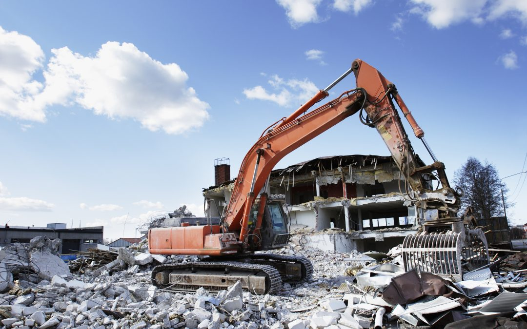 Excavation for Commercial Projects