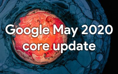 Google releases May 2020 core algorithm update